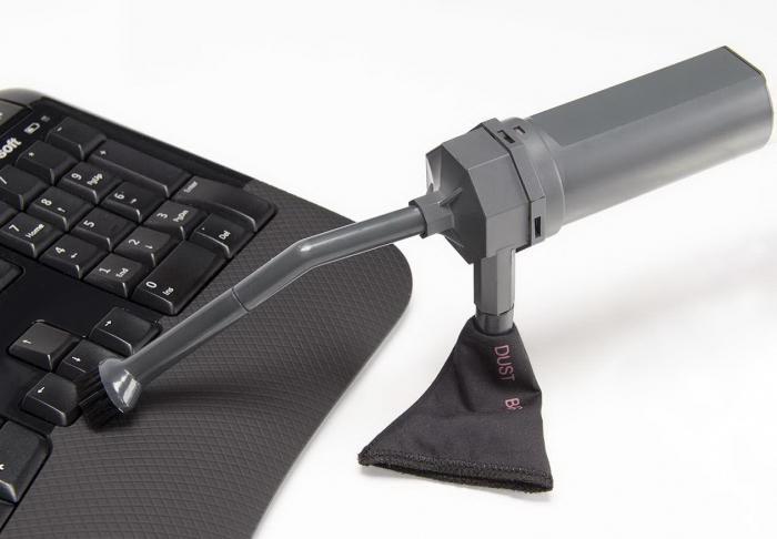 USB mini vacuum cleaner for computer