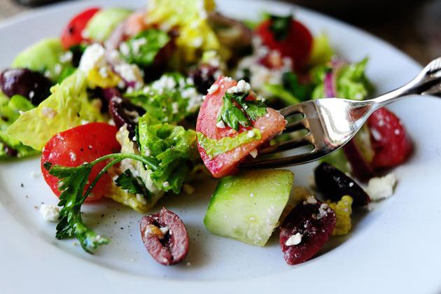 быстрые недорогие салаты на скорую руку рецепты