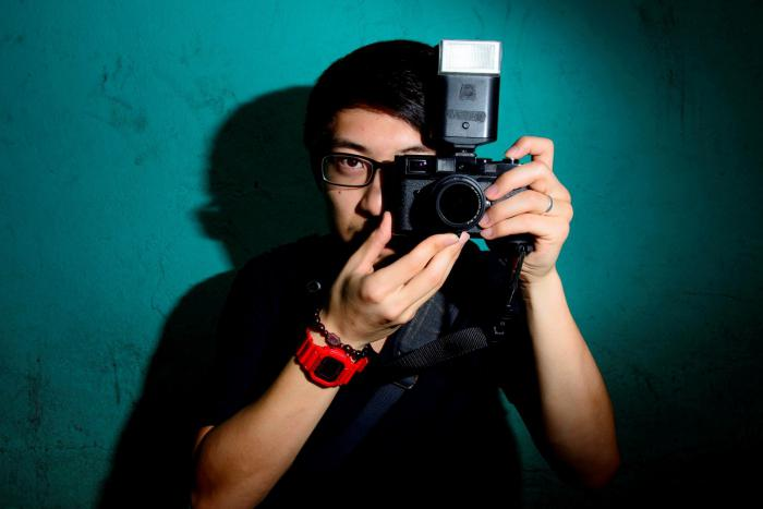 where to get the profession of photographer