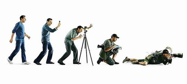 Минусы профессии фотографа