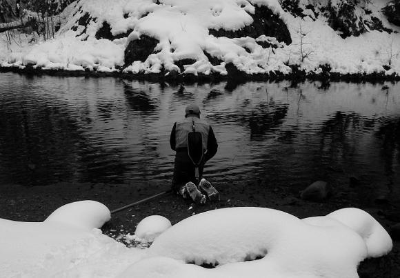 печка для зимней рыбалки своими руками