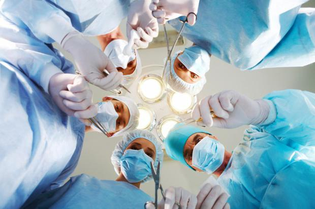 nosocomial surgical infection