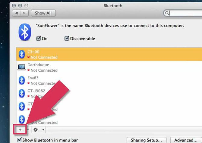 bluetooth driver on laptop