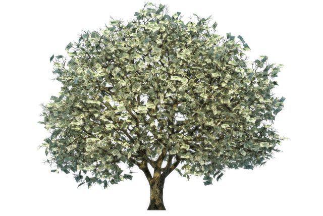 money functions money