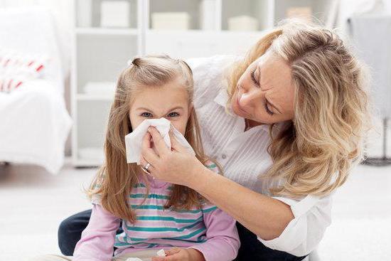 кашель при аллергии на амброзию