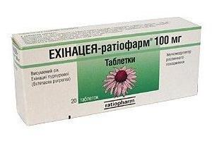 echinacea tablets reviews