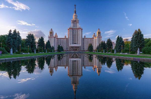 Московский университет имени Ломоносова
