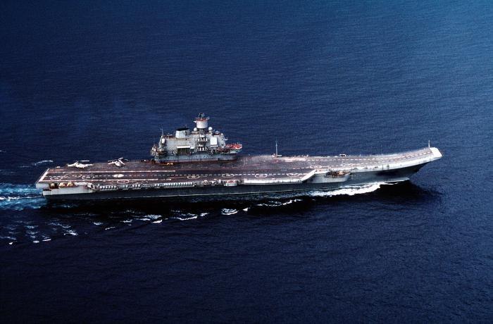 aircraft carrier admiral smiths news