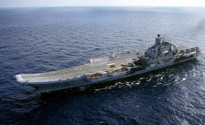 aircraft carrier admiral smiths latest news