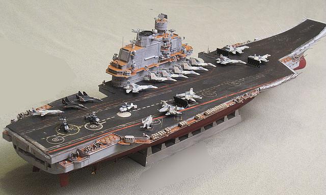 Russian aircraft carrier admiral smiths