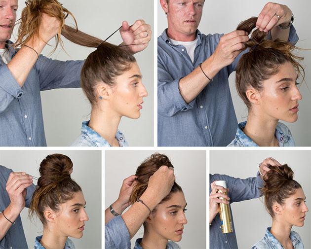 прически девочкам на длинные волосы