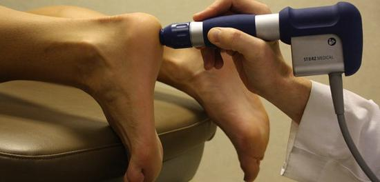 shock wave therapy center