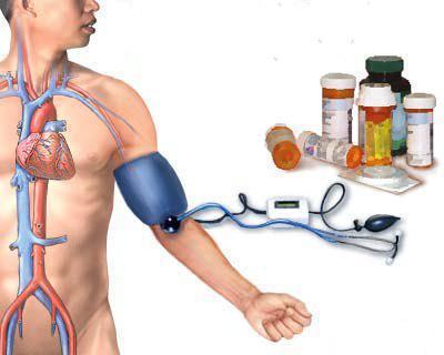 лечение гипертонической болезни 2 степени