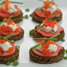 Бутерброды с красной рыбой: оформление. Бутерброды: рецепты с красной рыбой