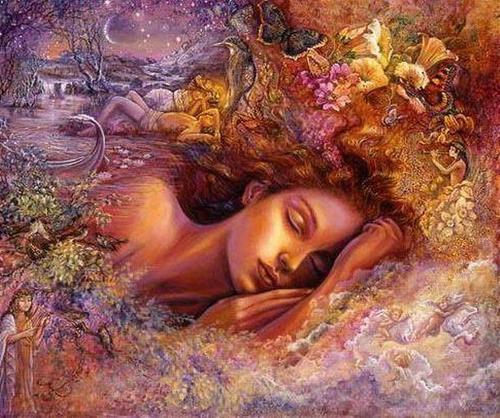 Сонник Девушка  приснилась к чему снится Девушка во сне