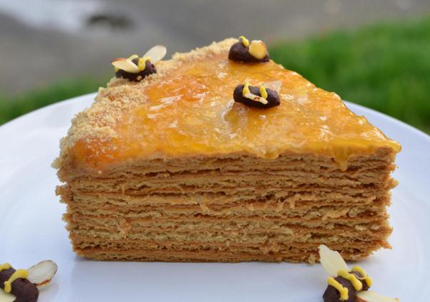 классический медовик рецепт с фото