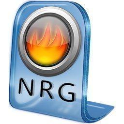 nrg формат чем открыть
