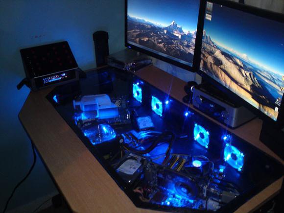 assemble a gaming computer