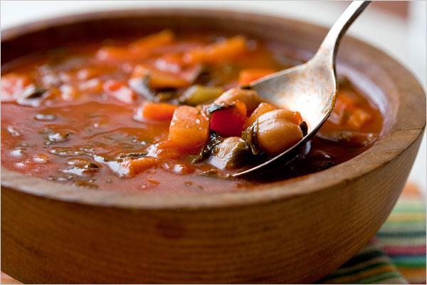 рецепт супа при заболеваниях желудка