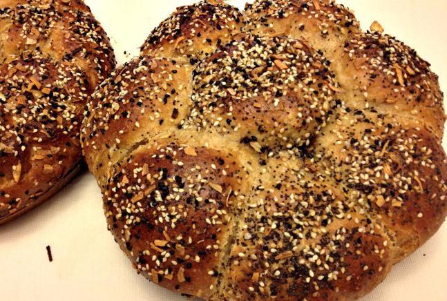Рецепт: Простой домашний хлеб - все рецепты России 23