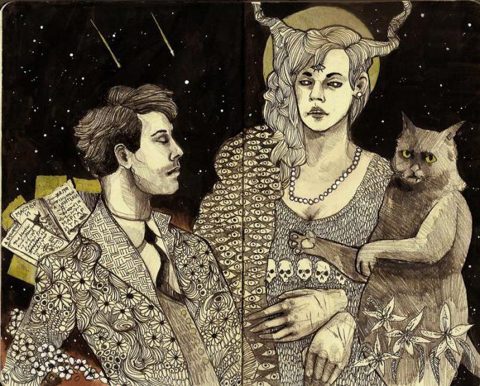 Сочинение по Роману Мастер и Маргарита
