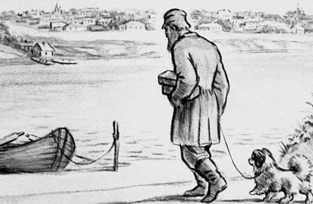 «Муму», краткое содержание рассказа Тургенева