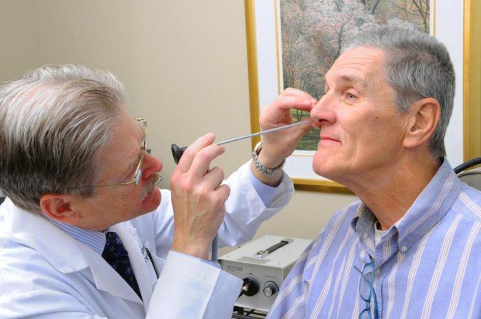 операция удаление полипов в носу