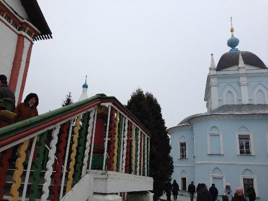 Kolomna monasteries