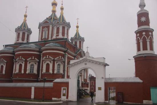 sights of Kolomna