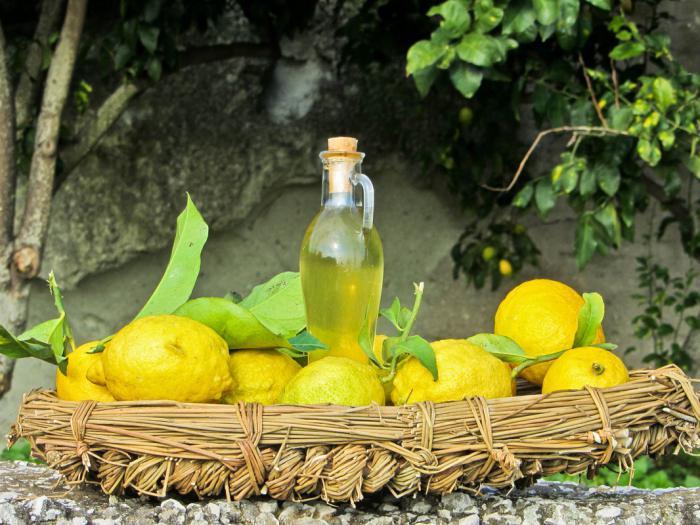 limoncello at home