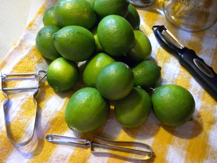 cooking limoncello at home