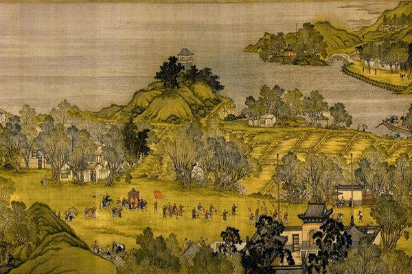 Картинки природы в древнем китае