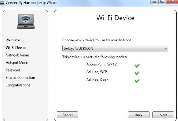 Как сделать вайфай на windows 7