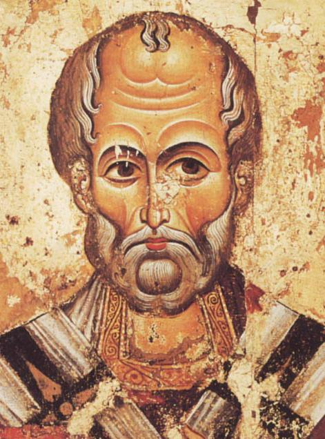 icon of saint nicholas the miracle worker