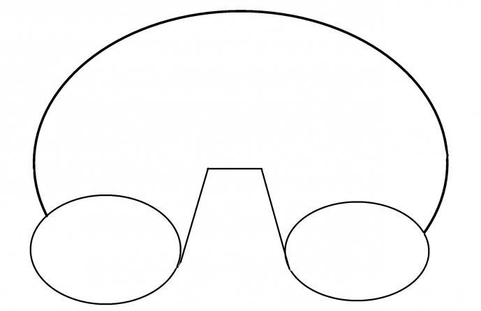Как сделать глаза белыми фото 802