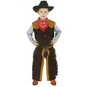 костюм ковбоя фото