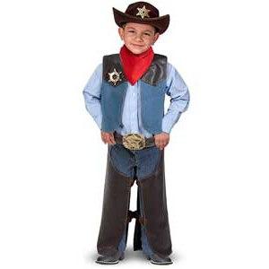 костюм ковбоя своими руками