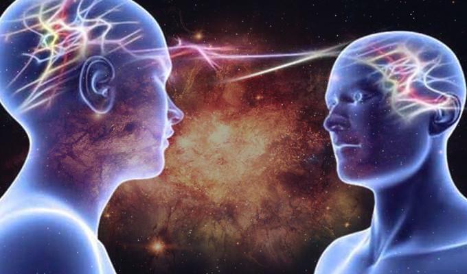 Как люди связаны мыслями