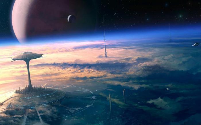 space fiction