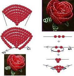 CrochetBeadPaint - онлайн редактор схем для жгутов