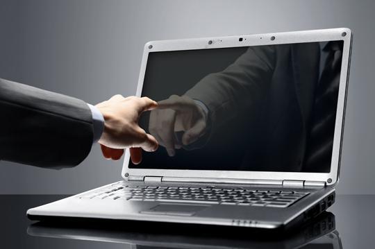 Ремонт ноутбуков нет изображения.