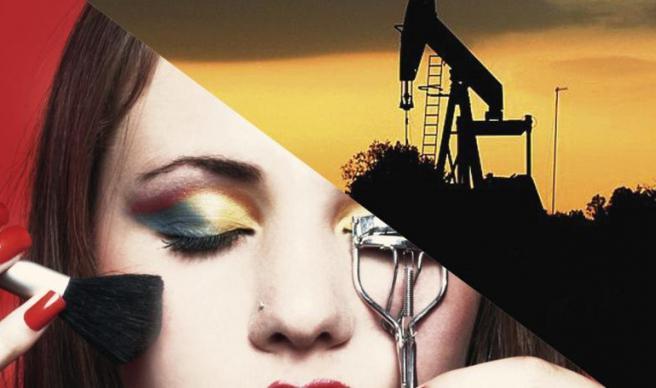 Нефтепродукты косметики