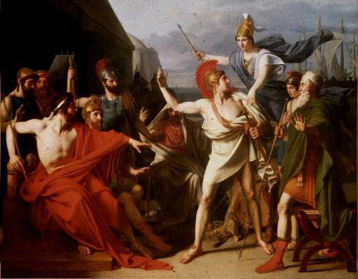 Одиссея Илиада Гомера