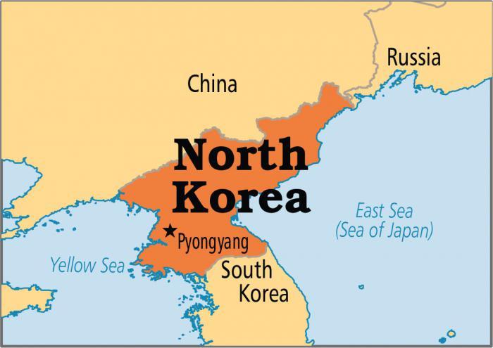 Картинки по запросу карта корея китай россия