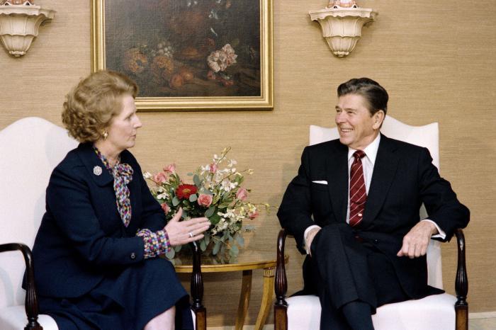 Margaret Thatcher's politics