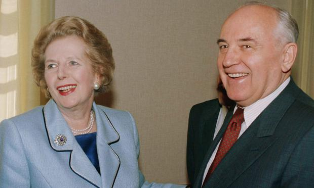 Margaret Thatcher about Russia