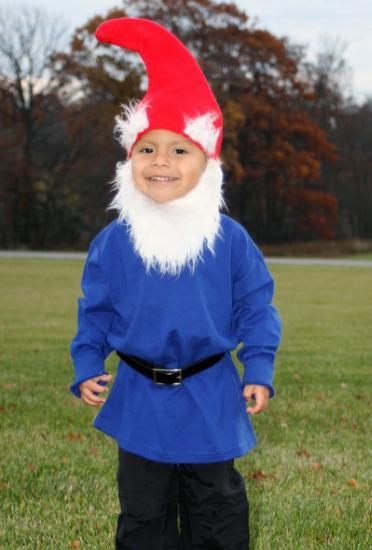 New Year's Dwarf Costume
