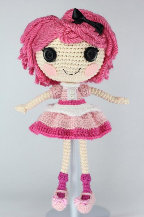 Куклы лалалупси сшить своими руками