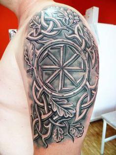 Татуировки на руке. Мужские надписи