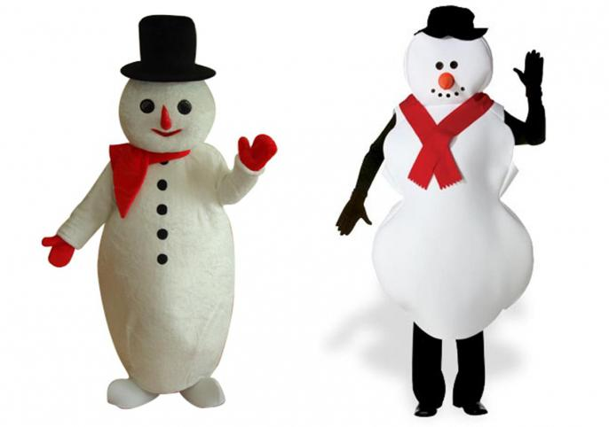 Как сшить снеговика и выкройка для него фото 459